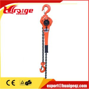 1t Overload Limiter Lever Pullers Chain Block pictures & photos