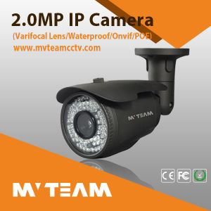 Vari-Focal Lens Bullet IP CCTV Camera with Ce FCC RoHS pictures & photos