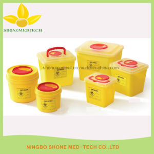 Medical Sharps Container pictures & photos