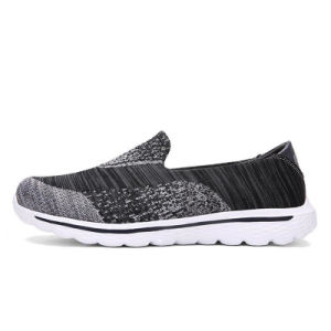 2017 New Casual Sport Running Shoes with Style No.: Go Walk-001 Zapato pictures & photos