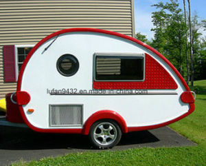 2016 New Model Teardrop Trailers in China (TC-001) pictures & photos