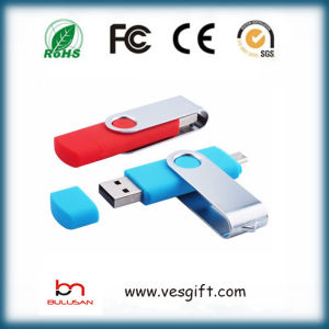 USB Flash Driver Gadget Flash Memory Disk for Dul-Use OTG pictures & photos