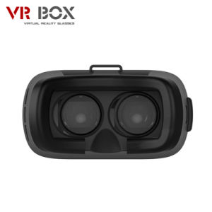 Vr Box 1.0 Version Virtual Reality 3D Glasses Vr Headset pictures & photos