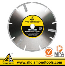 "4"" Electroplated Diamond Saw Blade pictures & photos"