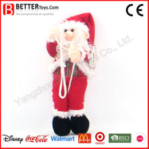 Christmas Day Stuffed Santa Claus Plush Soft Toy pictures & photos