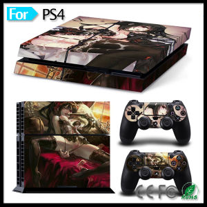Vinyl Skin Sticker for Sony PS4 Playstation 4 Controller & Console pictures & photos