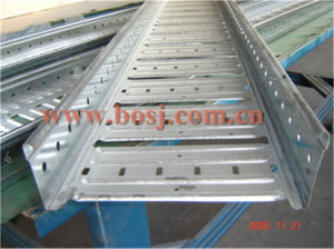 1.2 mm Galvanized Cable Tray Roll Forming Machine Manufacturer Indonesia pictures & photos