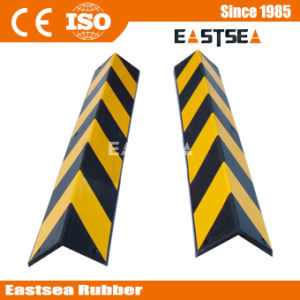 Black & Yellow Rubber Square Frame Corner Guard pictures & photos