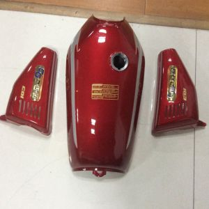 Motorcycle Part Fuel Tank for Motorcycle Cg200 pictures & photos
