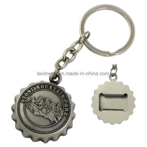Good Quanlity Custom Metal Bottle Opener Keychain pictures & photos