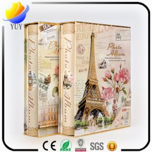 4D Family Fashion Warm Photo Album Memory Collector pictures & photos