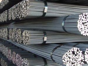 B500A/B/C 500n/E/L ASTM280/420/520 Steel Rebar pictures & photos