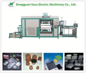 High Speed Automatic Plastic Blister Vacuum Forming Machine From Manufaturer
