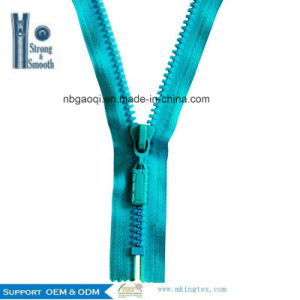 Plastic Zipper pictures & photos
