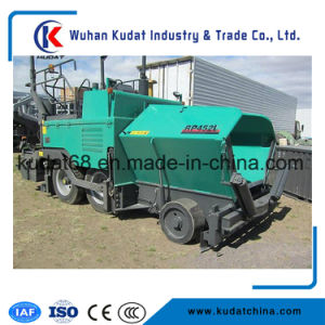 Small Concrete Asphalt Paver with Hydraulic Telescopic Screed pictures & photos