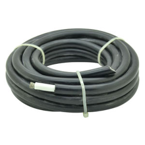 Double Layer High Voltage Silicone Cable with 18AWG pictures & photos