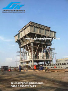 Buck Material Discharge Hopper pictures & photos