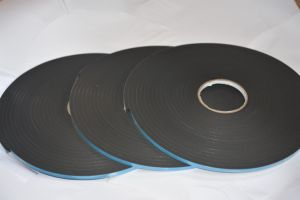 Close Cell Double Sided Metal Plate PVC Foam Tape pictures & photos
