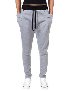 OEM Men Cotton Sweat Pants Fashion Jogger Sport Pants