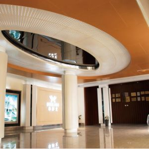 Good Quality Factory Price Aluminum Panel Ceiling pictures & photos