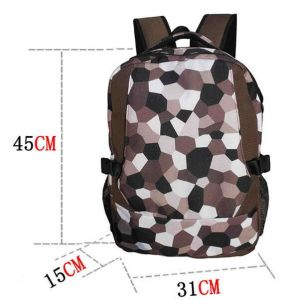 Wholesale Eco-Friendly Custom School Backpack, Canvas Backpack Bag Sh-16042909 pictures & photos