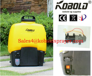 16L Knapsack Battery Sprayer Rechargeable Electric Sprayer pictures & photos