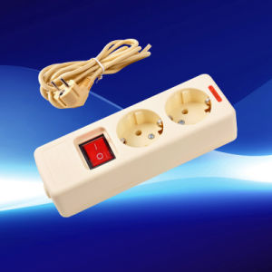 European Power Extension Strip (YW5007-K-B-A)