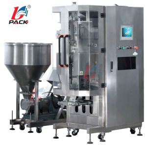 Oil Paste Jam Cheese High Temperature Automatic High Speed Stick Liquid Packing Machine with Stainless Steel