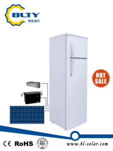 DC Solar Powered Refrigerator for Home pictures & photos