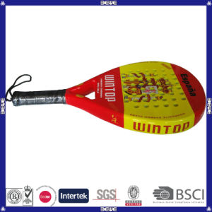 Carbon Paddle Racket for Promotion Use with Customized Logo and Color pictures & photos