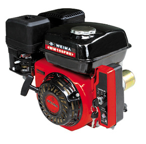 6.5HP Recoil Starting Single Cylinder 4 Stroke Booster Pump Gasoline Engine