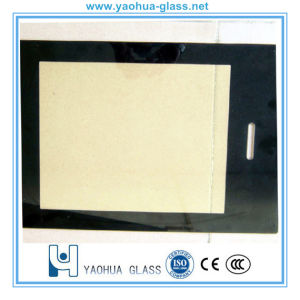 Glass Ceramic for Induction Cooker, Fireplace
