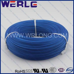 UL 3122 AWG 12 Silicone Fiberglass Braided Single Conductor Wire pictures & photos