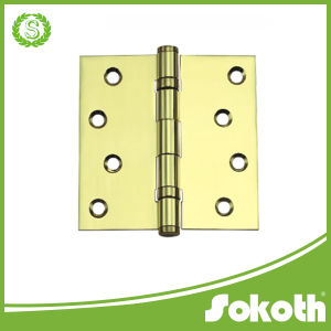Sokoth Iron and Stainless Steel Door Hinge pictures & photos