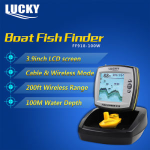 Bait Boat Fishfinder (FF918-100W) pictures & photos