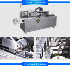 Fully Automatic Tube Cartoning Machine (JDZ-100G) pictures & photos