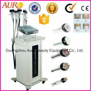 Vertical Body Massage Fat Loss RF Cavitation Beauty Equipment pictures & photos