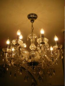 Fashion Home Decor Candles Crystal Lights (KA8693-10+5) pictures & photos