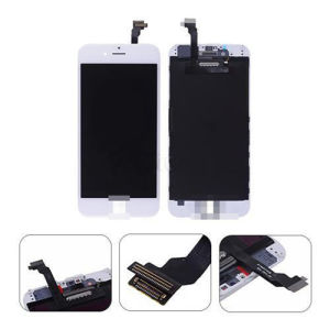 Orignial Quality White LCD Display Touch Screen Digitizer Assembly for iPhone4 5 6 pictures & photos