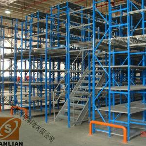 Mezzanine Steel & High Storage Multi-Layers Racks pictures & photos