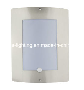 E27 Outdoor Light with PIR Sensor (LH031B3-PIR) pictures & photos