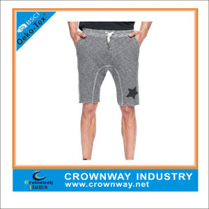 Customized Heavy Weight Short Sweatpants for Teens pictures & photos