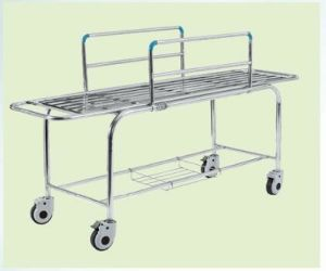 Four Wheeled Stretcher for Hospital (FM-605)