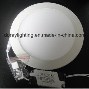 Sllim LED Panel Light 18W 110V Warm White