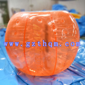 PVC/TPU Human Inflatable Bumper Ball/Bubble Soccer Ball pictures & photos