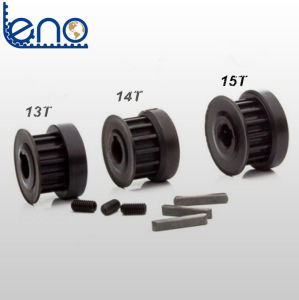 13t, 14t, 15t 9mm and 12mm Wide Motor Pulley Wheel