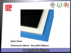 Pure Nylon6 Sheet with Factory Price From China pictures & photos