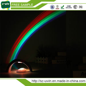 Kids 3D Rainbow Night Light for Gift pictures & photos