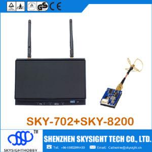"Sky-702 7"" Fpv Monitor+ 5.8GHz 200MW 32CH Fpv Transmitter Sky-8200"