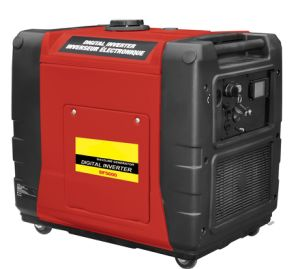 5.5kw Gasoline Inverter Generator with EPA, CE, EMC, CSA pictures & photos